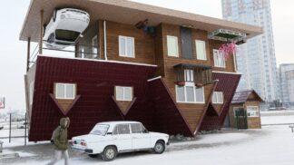 15 nejbizarnějších domů světa