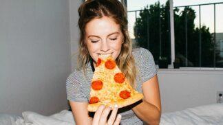 Jak vám (občasné) pojídání pizzy pomůže zhubnout