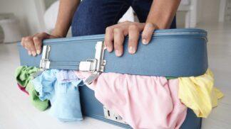 Revoluční způsob, jak se sbalit do jednoho kufru. Podívejte se!