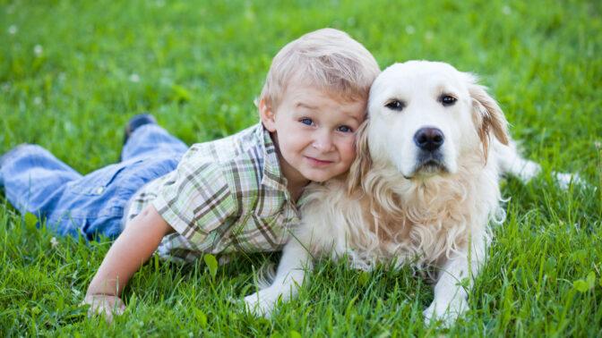 11 hodných psích plemen, která se se budou kamarádit s vašimi dětmi