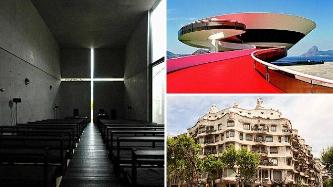 Inspirace květinami i šperkovnice stavebnictví. 19 dechberoucích budov světa podle architektů