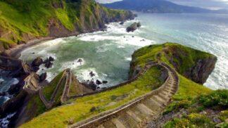 7 nejextrémnějších schodišť světa
