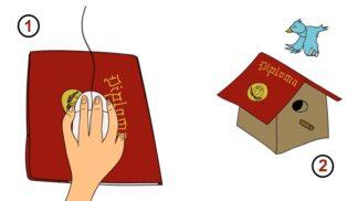 9 vtipných způsobů využití vysokoškolských diplomů