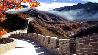 13 velkolepých zdí z celého světa, které musíte vidět
