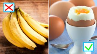 10 + 10 potravin, které (ne)jíst na prázdný žaludek