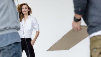Novou tváří Premium Fashion Brands se stala světová topmodelka Linda Vojtová