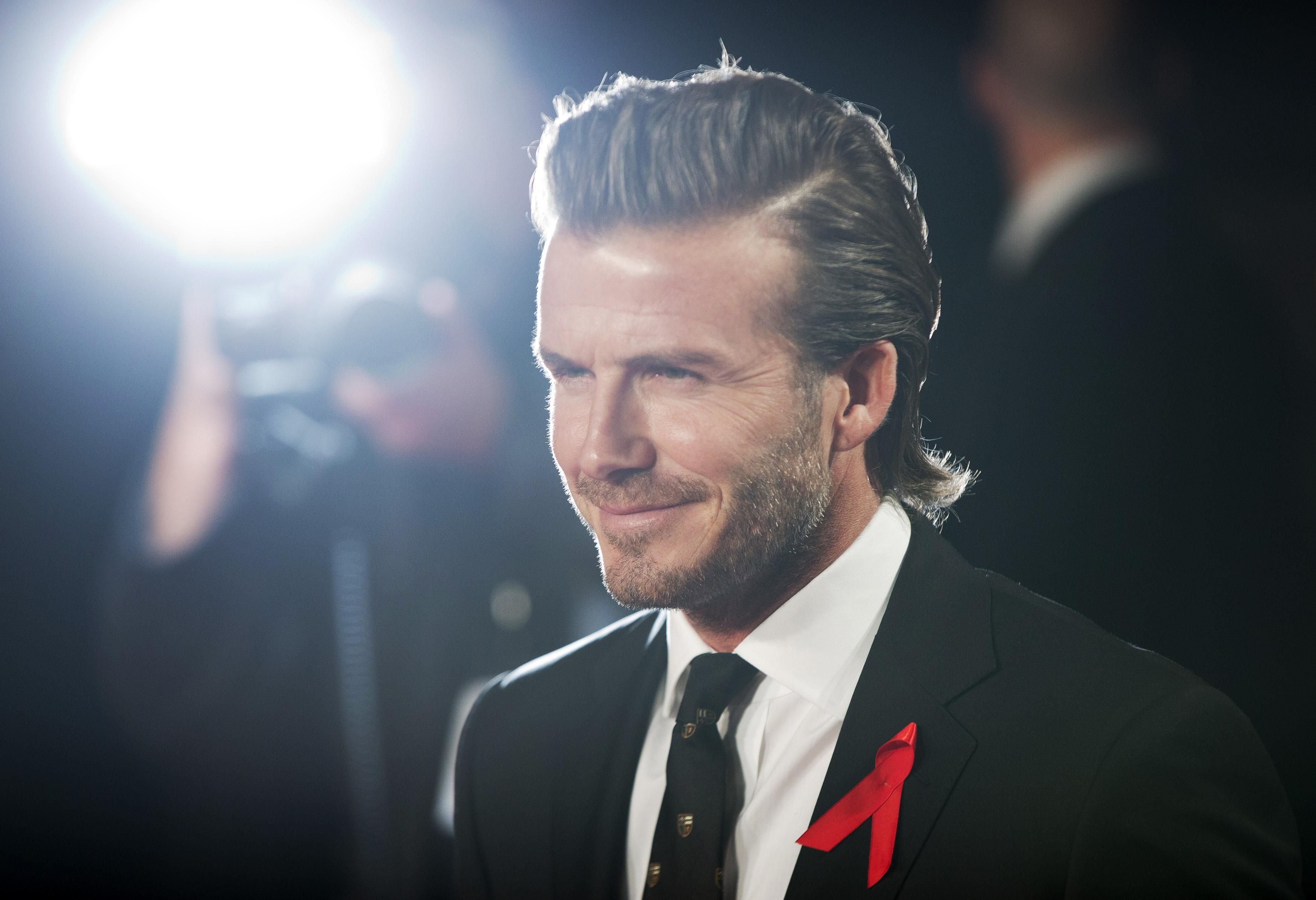 Módní ikona David Beckham: bývalý fotbalista je tváří módních značek a zakladatel úspěšné kosmetické řady # Thumbnail