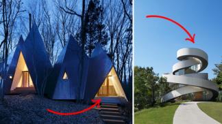 15 důkazů, že japonské stavby vypadly z pohádky