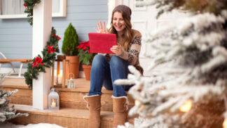 Čekají vás single Vánoce? Netruchlete, sama zdaleka nejste