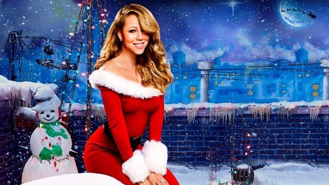 Vánoční hit All I Want For Christmas Is You od Mariah Carey se konečně dostal do čela hitparády. Trvalo mu to 25 let