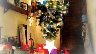 Nudné Vánoce? Zavěste strom vzhůru nohama. A bavte se!