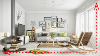 5 skandinávských tajemství, jak zvětšit svůj domov, aniž byste museli zbourat jedinou zeď