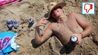 14 nejhorších typů lidí, které můžete potkat na plážích