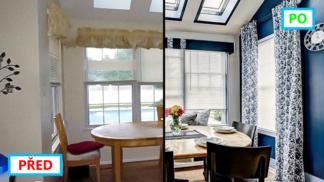 20 neotřelých nápadů, které změní váš domov k nepoznání