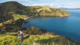 Nový Zéland křižuje Gandalf. A fotí se při tom na Instagram