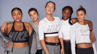 Sexy při cvičení se už budeme cítit všechny: Nike odhalil plus-size kolekci