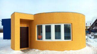 Tento dům byl sestaven 3D tiskárnou za 24 hodin. Podívejte se