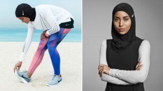 Nike představuje hidžáb, s nímž si muslimky zachovají styl i při sportu