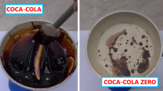 Experiment ukázal, že pít Coca-Colu Zero místo klasické se (zatraceně) vyplatí