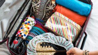 Tipy na cestovní vychytávky: Jak ušetřit místo a stále ho mít dost na šminky? # Thumbnail