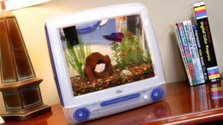 Ultimátní spořiče obrazovky. Američan mění staré počítače v akvária