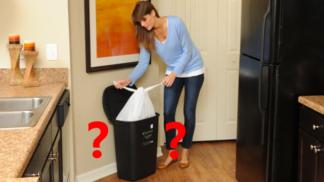 Vy opravdu ještě vyměňujete odpadkové pytle, když na to existuje trik?
