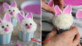 Recept: O muffinového zajíčka se koledníci přetrhnou!
