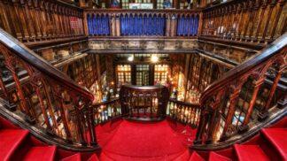 16 nejkrásnějších knihkupectví světa