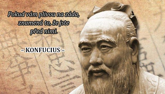 10 životních lekcí od Konfucia