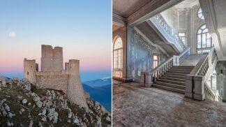 Itálie se zbavuje starých hradů. A nic za ně nechce. Zjistěte, jak jeden takový získat