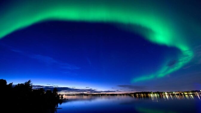 Spěte pod hvězdami, jezte bobule a toulejte se 365 dní v roce. Švédsko si založilo profil na Airbnb. A ubytuje každého