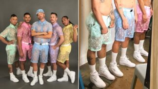 Trendy velí jasně: do krajkových šortek, pánové!