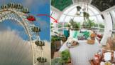 Že miniaturní bydlení nestojí za nic? Inspirujte se designéry, kteří proměnili kabinku Londýnského oka v nádherný domov