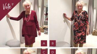 A, B, C, nebo D? Nerozhodná Australanka (93) žádá internet o radu, v jakých svatebních šatech se vdát