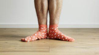 Nosíte výrazné ponožky? Pak jste zřejmě schopní a úspěšní, říká americká studie