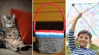 20 tipů, jak proměnit plastové tašky v nádherné a užitečné věci