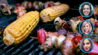 Veganky a grilované pamlsky: 6 + 2 recepty na opulentní veganské barbecue!