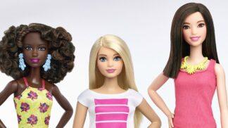 Barbie má nově tmavou pleť i oblá stehna. Její výrobce tím chce panenku přiblížit reálnému světu # Thumbnail