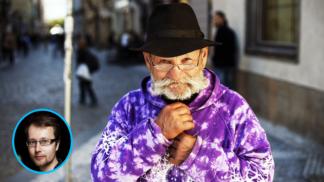 """Humans of Prague: """"Jsem introvert a zdánlivý podivín, některé hovory s lidmi jsou na hranici trapnosti"""""""