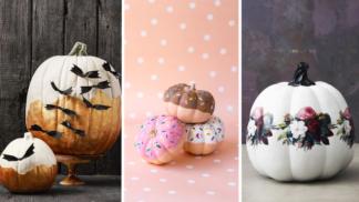 30 božích inspirací na halloweenskou dýni! # Thumbnail
