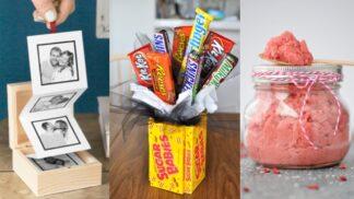 17 valentýnských last minute dárků, které vyrobíte cobydup!