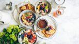 5 receptů na báječné sladké i slané snídaně, které vás nastartují do nového dne