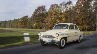 Škoda Octavia slaví 60 let: Tohoto legendárního vozu se vyrobilo 6,5 milionu kusů