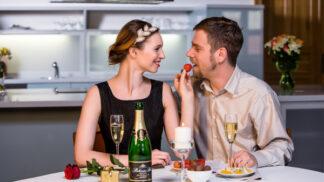 Valentýnský večer: Tipy na zpříjemnění romantického večera