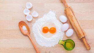 Jak péct bez váhy: Zvládnete to jen s hrnečkem, lžičkou a lžící
