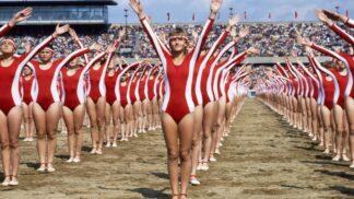 Spartakiáda aneb jak všichni cvičili pro radost komunistickému režimu