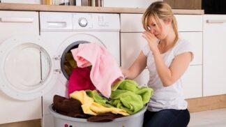 Nepříjemný domácí problém: Jak zbavit pračku zápachu # Thumbnail