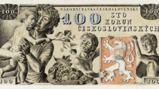 100 let česko-slovenské koruny: Vyrazte na výstavu k jubilejnímu výročí ČSR # Thumbnail