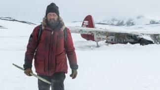 Drsné islandské drama Arctic: Herec Mads Mikkelsen si prošel Ledovým peklem