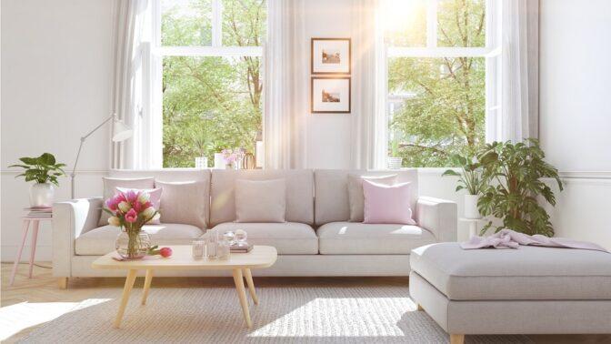 Jak snadno oživit interiér: S našimi jarními tipy to zvládnete rychle a za pár korun